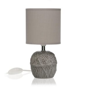 Lâmpada de Mesa Cerâmica (25 cm)