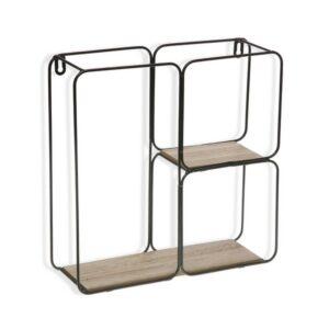 Estantes Metal (10 x 32 x 32 cm)