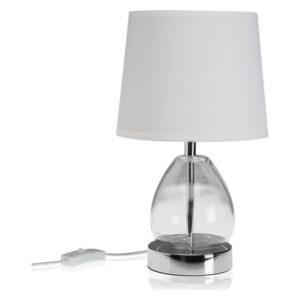 Lâmpada de Mesa Cristal (18 x 30 cm)