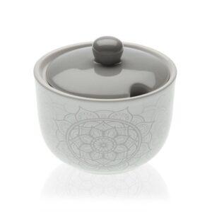 Açucareiro Cerâmica Mandala