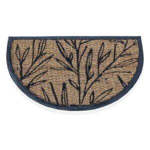 Tapete (40 x 2 x 60 cm) Folhas