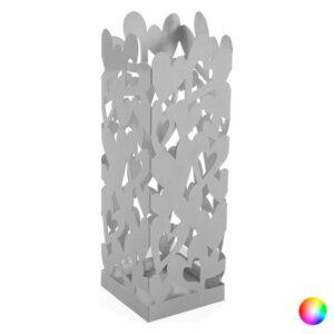 Suporte para guarda-chuvas Kamira Metal Ferro (15,5 x 49 x 15,5 cm) Branco