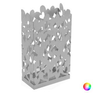 Suporte para guarda-chuvas Kamira Metal Ferro (15 x 49 x 28 cm) Cinzento