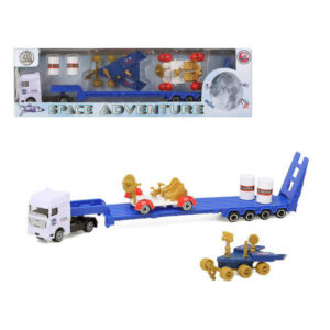 Camião Porta-veículos Space Adventure 113068