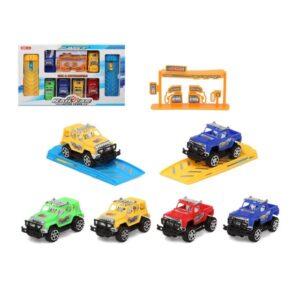 Conjunto veículos Rail Car 111247 (9 pcs) 111247
