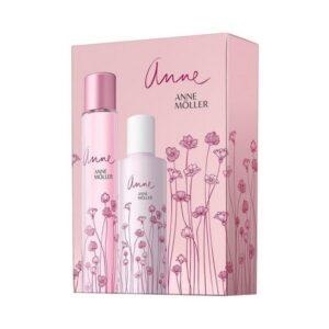 Conjunto de Perfume Mulher Anne Möller (2 pcs)