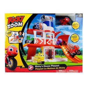 Playset de Veículos Ricky Zoom Bizak