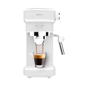 Máquina de Café Expresso Manual Cecotec Cafelizzia 790 White 1,5 L