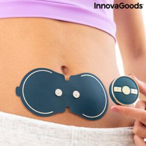 2 Parches de Reposição para Massajador Relaxante Menstrual - VEJA O VIDEO