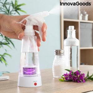 Gerador Eletrolítico de Desinfetante D-Spray InnovaGoods