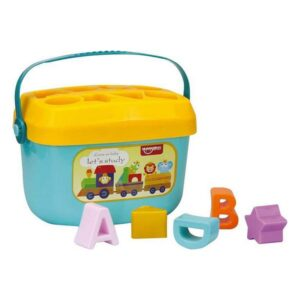 Brinquedo Educativo Baby's First Blocks (16 pcs)