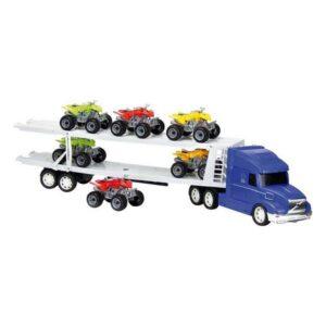 Camião Porta-veículos Nertia (62 x 10 x 20 cm)