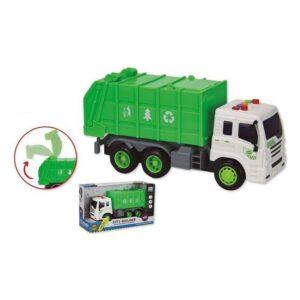 Camião de Lixo 1:24 (30 x 18 x 11 cm)