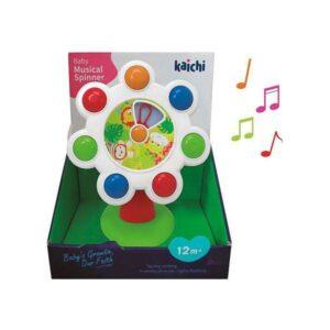 Brinquedo musical Spinner