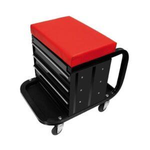 ProPlus assento com rodas e armazenamento 580526  - PORTES GRÁTIS