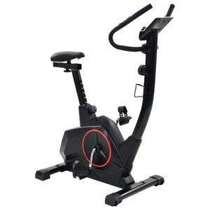Bicicleta estática magnética com medição pulso XL - PORTES GRÁTIS