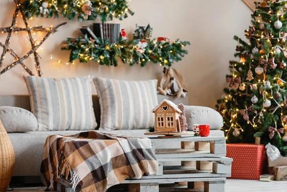 Natal - Árvores - Iluminação - Decoração