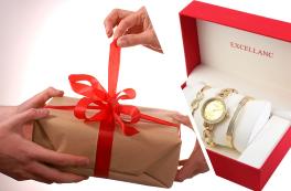 Conjuntos de Relógios - Caixa Oferta