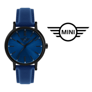 Relógio Mini® Maquina Suiça MI-2172L-56
