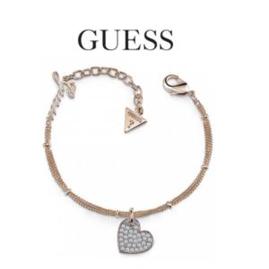 Guess® Pulseira UBB84079-S | Rose Gold