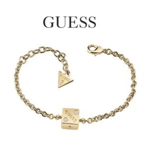 Guess® Pulseira UBB83034-S | Dourado