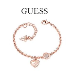 Guess® Pulseira UBB82059-S | Rose Gold