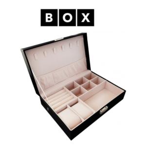 Caixa de Arrumação para de Jóias | PD117