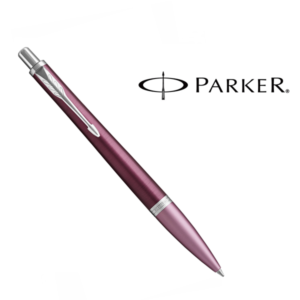 Caneta Parker® Embalada em Uma Caixa de Presente Parker - 1931469  Tinta Azul