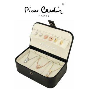Conjunto Pierre Cardin® 3 Colares e 3 Pares de Brincos | PXX0134Q
