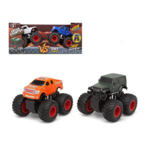 Conjunto veículos 360 Rotate 119992 (2 uds)
