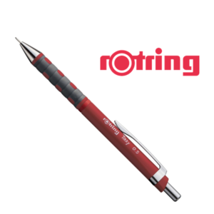 Lapiseira Rotring® Tikky Vermelho Escuro 0.7MM - 5121681