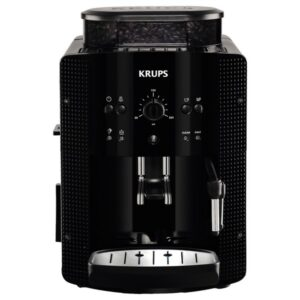 Máquina de Café Expresso Krups EA8108 1,8 L Preto