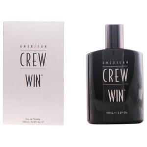 Perfume Homem Win American Crew EDT 100 ml