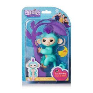 Animal de Estimação Interativo Fingerlings Monkey