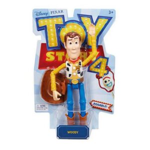 Figuras de Ação Toy Story 4 Woody Mattel