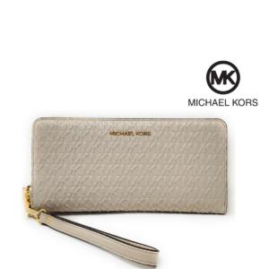 Michael Kors® CARTEIRA LIGHT SAND JET SET / BOX GIFT