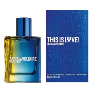 Perfume Homem This is Love Zadig & Voltaire EDT (50 ml)