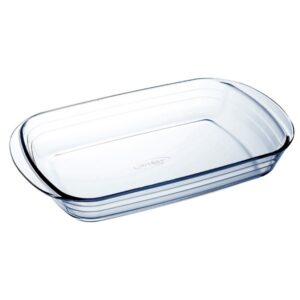 Travessa para o Forno Ô Cuisine Vidro 32 x 20 cm - 1,9 L