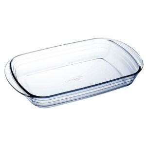 Travessa para o Forno Ô Cuisine Vidro 35 x 22 cm - 2,4 L