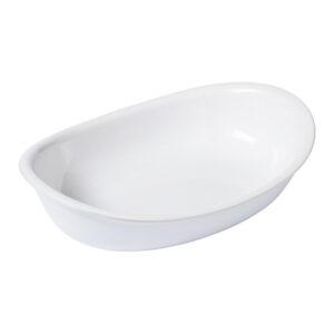 Travessa para o Forno Pyrex Supreme Branco Cerâmica (26 x 18 cm)
