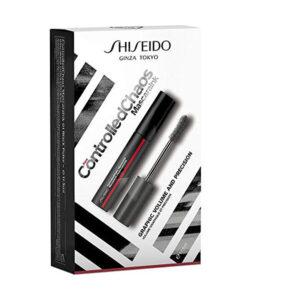 Conjunto de Maquilhagem Controlled  Chaos Mascara Ink Shiseido (3 pcs)