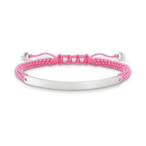 Bracelete feminino Thomas Sabo LBA0049-173-9 14,5-21 cm
