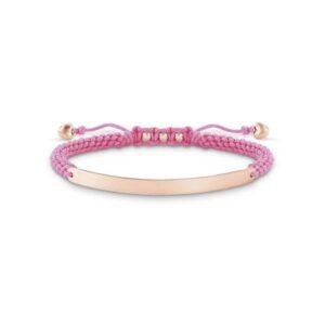 Bracelete feminino Thomas Sabo LBA0048-597-9 (21 cm)