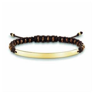 Bracelete feminino Thomas Sabo LBA0056 14,5-21 cm