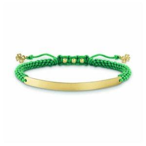 Bracelete feminino Thomas Sabo LBA0061-848-6 14,5-21 cm