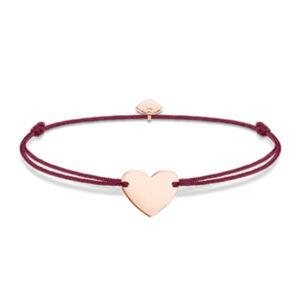 Bracelete feminino Thomas Sabo AIR-LS053-597-10 Ouro rosa