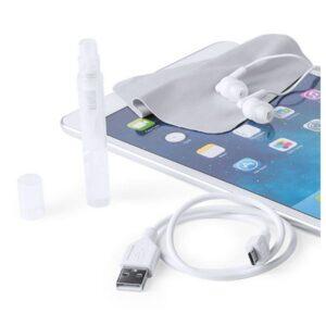 Conjunto de Acessórios para o Smartphone ou Tablet (4 pcs) 144995 Branco