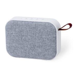 Altifalante Bluetooth 3W Duas cores 146252 Cinzento