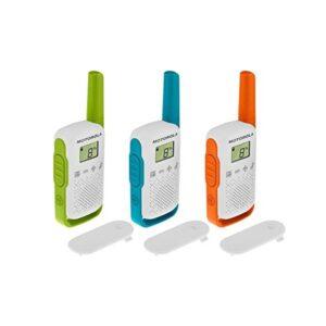 Walkie-Talkies Motorola T42 (3 pcs)