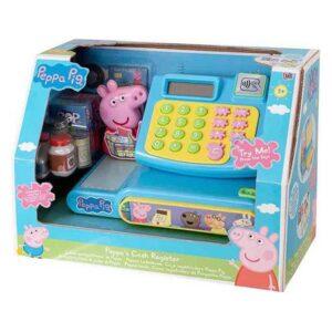 Caixa Registadora de Brincar Peppa Pig CYP
